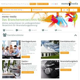 memo-media Datenbank
